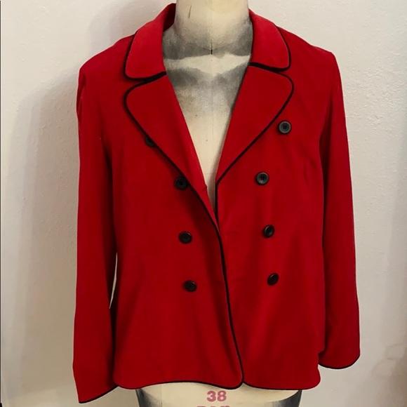 Leslie Fay Jackets & Blazers - Leslie Fay Double breasted jacket